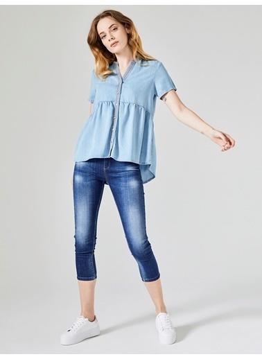 Xint Gömlek Mavi
